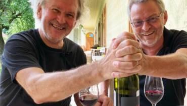Heumann Pincészet és Jackfall Bormanufaktúra kollab Redy