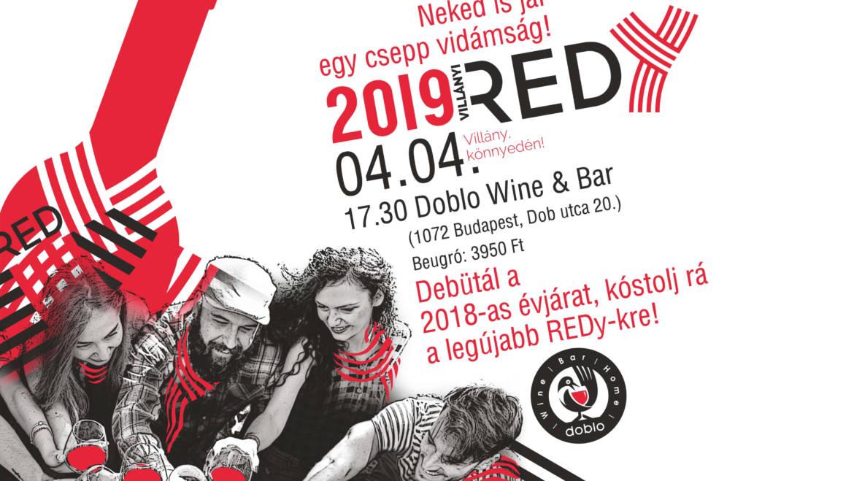 REDy 2018 – Debütál az új évjárat!